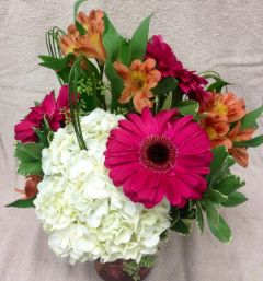 Bright & Beautiful Blooms Sympathy