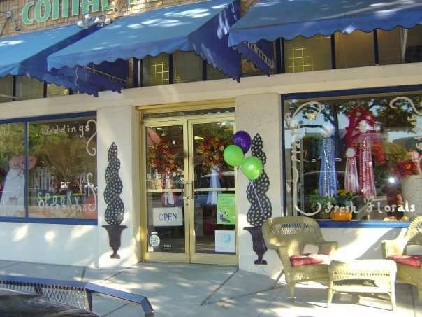 Comal Flower Shop on The Plaza